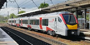 Greater Anglia train