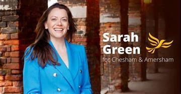 Sarah Green, Chesham & Amersham